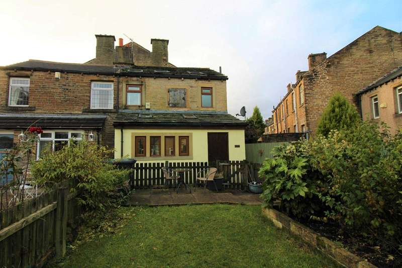 2 Bedrooms Cottage House for sale in Green Street, Meltham