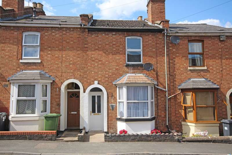 2 Bedrooms Terraced House for sale in St Georges Road, Leamington Spa