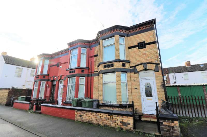 2 Bedrooms House for sale in Wesley Grove, Wallasey, CH44 6QB