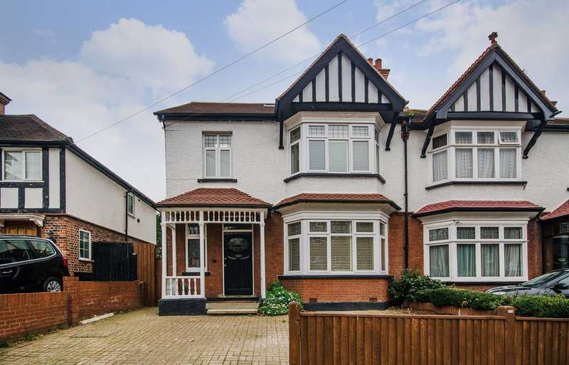 5 Bedrooms House for sale in Grove Hill Road, Harrow, HA1