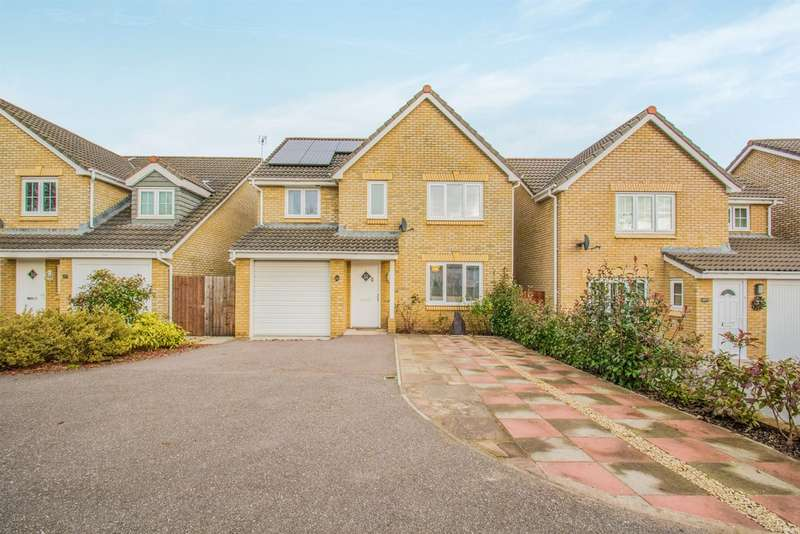 4 Bedrooms Detached House for sale in Llantarnam Road, Llantarnam, Cwmbran