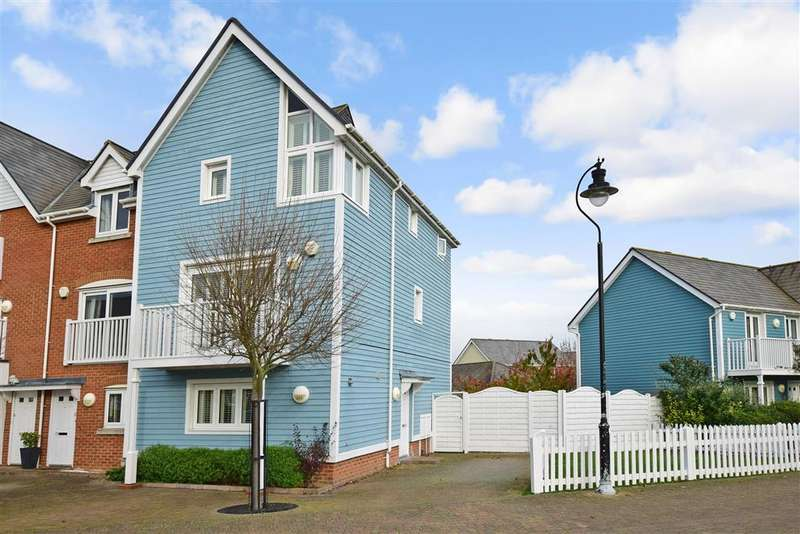 4 Bedrooms Town House for sale in The Lakes, , Larkfield, Kent