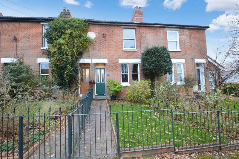 2 Bedrooms Terraced House for sale in Brownhill Road, Chandler's Ford