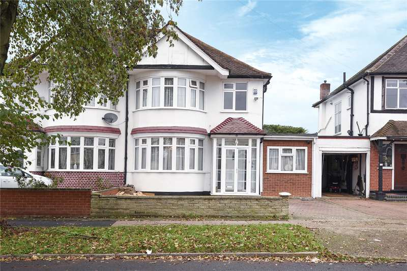 3 Bedrooms Semi Detached House for sale in College Avenue, Harrow, Middlesex, HA3