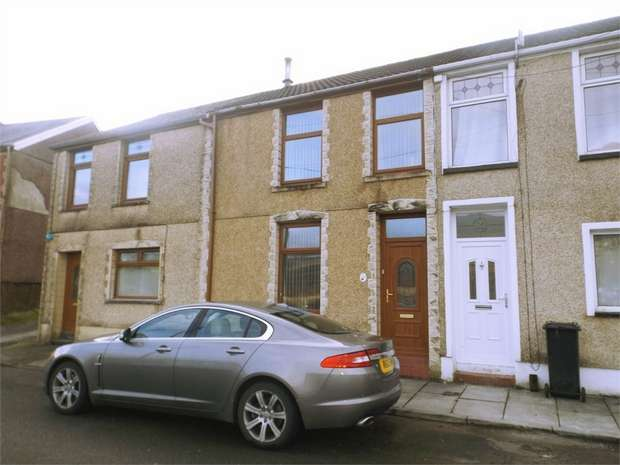 2 Bedrooms Terraced House for sale in Station Terrace, Bryn, Port Talbot, West Glamorgan
