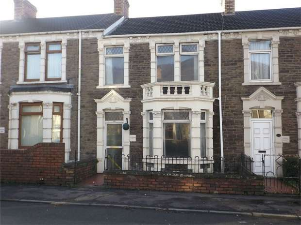 2 Bedrooms Terraced House for sale in Tanygroes Street, Port Talbot, West Glamorgan