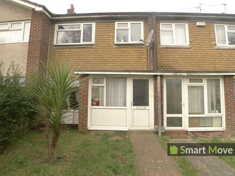 3 Bedrooms Terraced House for sale in Ferndale Way, Peterborough, Cambridgeshire. PE1 3UD