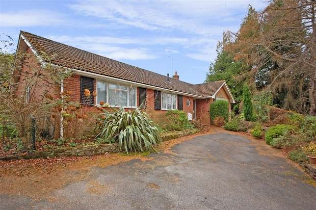 4 Bedrooms Detached Bungalow for sale in Hindhead, Surrey