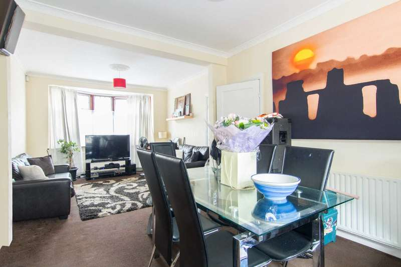 3 Bedrooms House for sale in Briars Crescent, Northolt