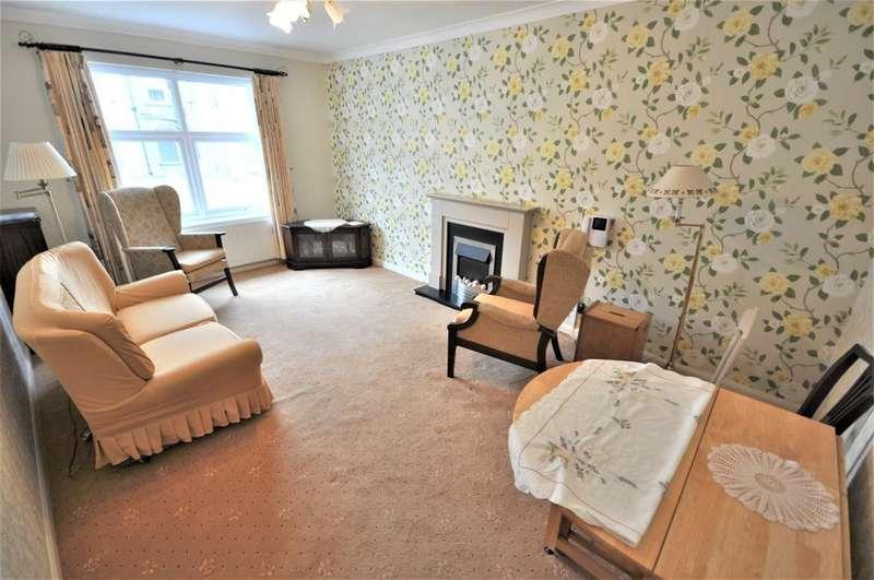 2 Bedrooms Flat for sale in Stanley Road, Heysham, Morecambe, Lancashire, LA3 1SP