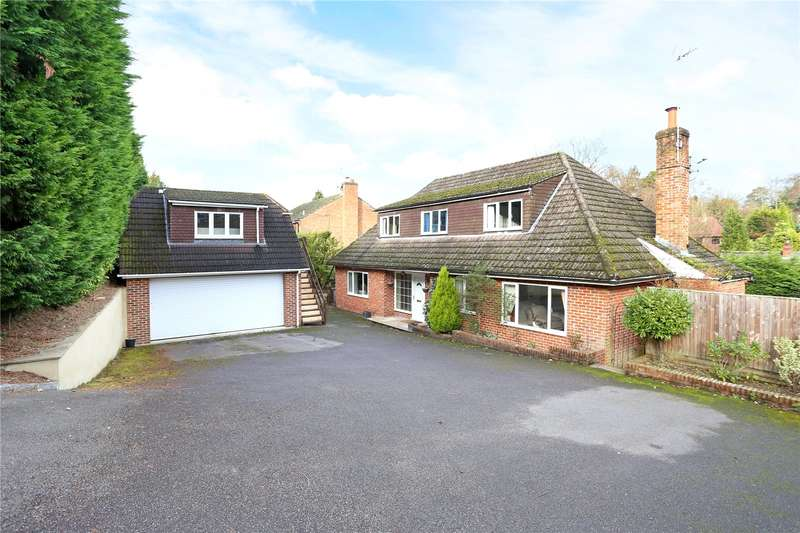 4 Bedrooms Detached House for sale in Linden Road, Headley Down, Hampshire, GU35