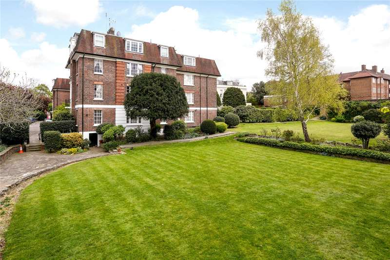 2 Bedrooms Flat for sale in Lower Park, 54 Putney Hill, London, SW15