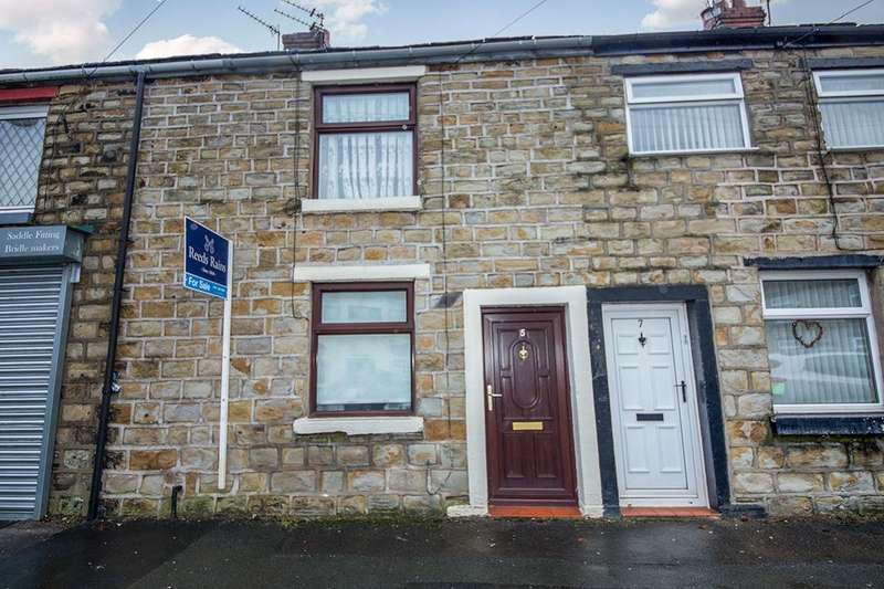 2 Bedrooms Terraced House for sale in Bagshaw Street, Hyde, SK14
