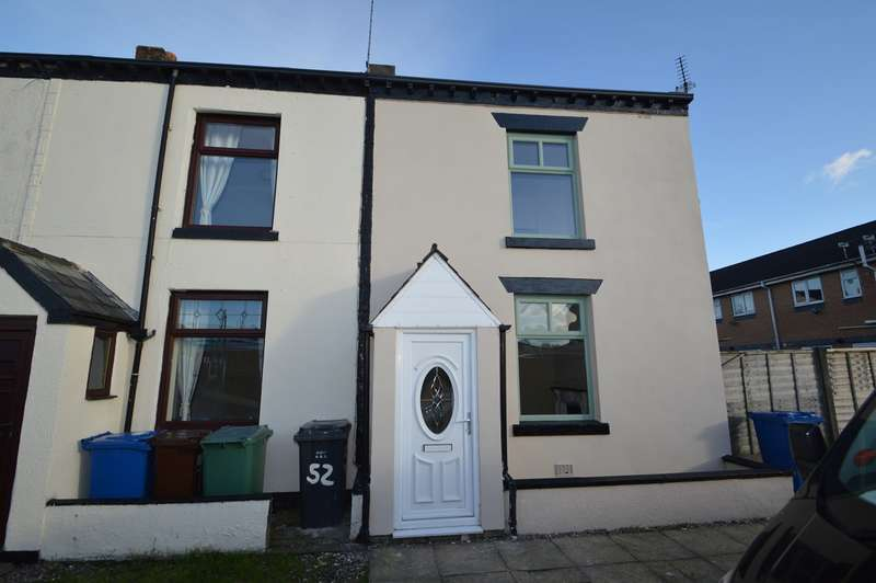 2 Bedrooms Terraced House for rent in Snape Street, Radcliffe, Manchester, M26