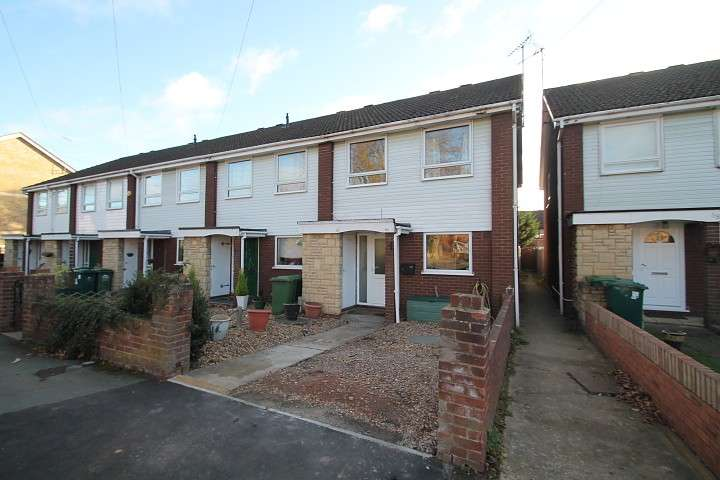 3 Bedrooms End Of Terrace House for sale in Leacroft, Staines-Upon-Thames, TW18