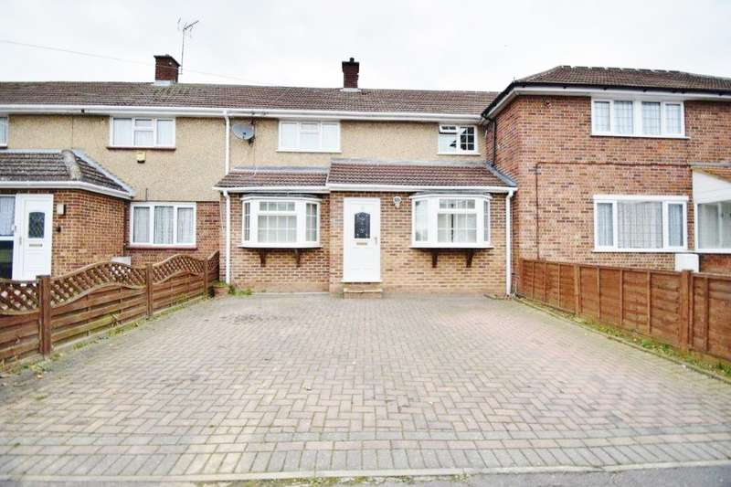 4 Bedrooms Terraced House for sale in Hillersdon, Slough, SL2