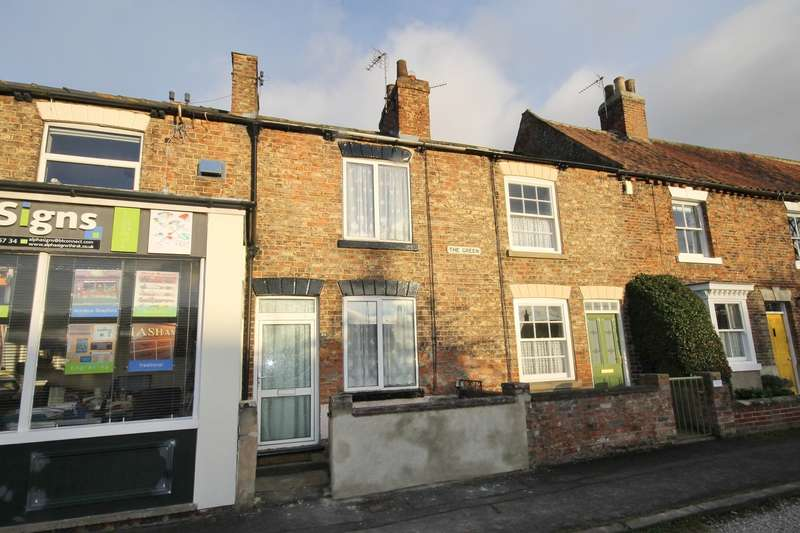 2 Bedrooms Cottage House for sale in St James Green, Thirsk YO7 1AQ
