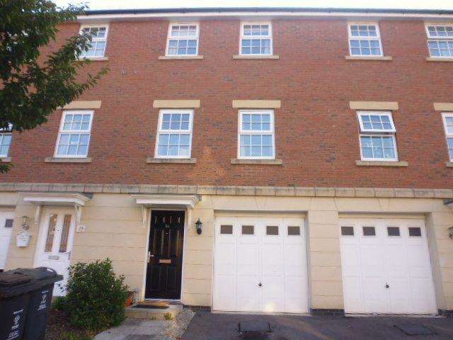 3 Bedrooms Terraced House for rent in Willington Road, Priory Vale, Swindon, Wiltshire, SN25 2HB