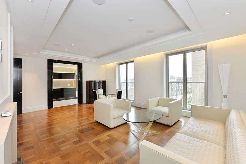 2 Bedrooms Apartment Flat for sale in Ebury Square, Belgravia SW1