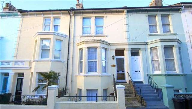 3 Bedrooms Terraced House for sale in Vere Road, Brighton, East Sussex, BN1 4NQ