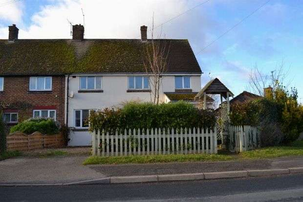 4 Bedrooms Semi Detached House for sale in The Warren, Hardingstone, Northampton NN4 6EP