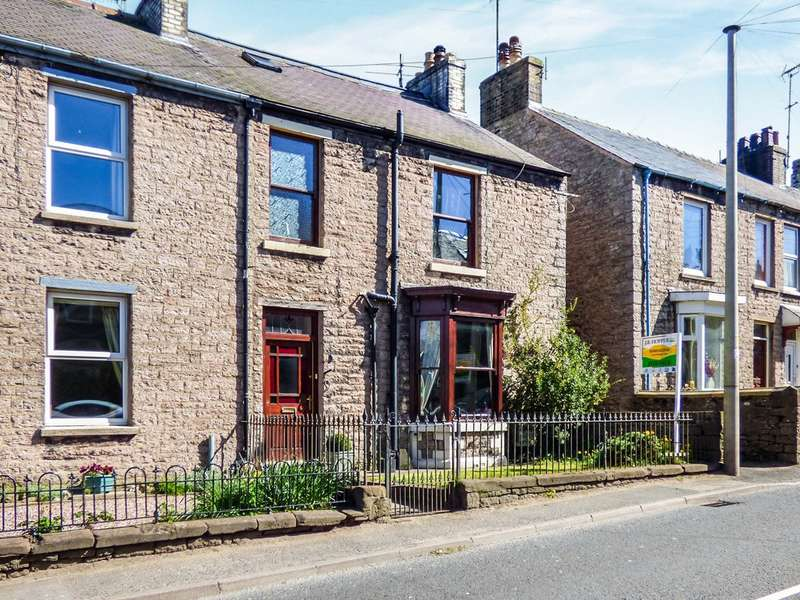 3 Bedrooms End Of Terrace House for sale in 19 South Road, Kirkby Stephen