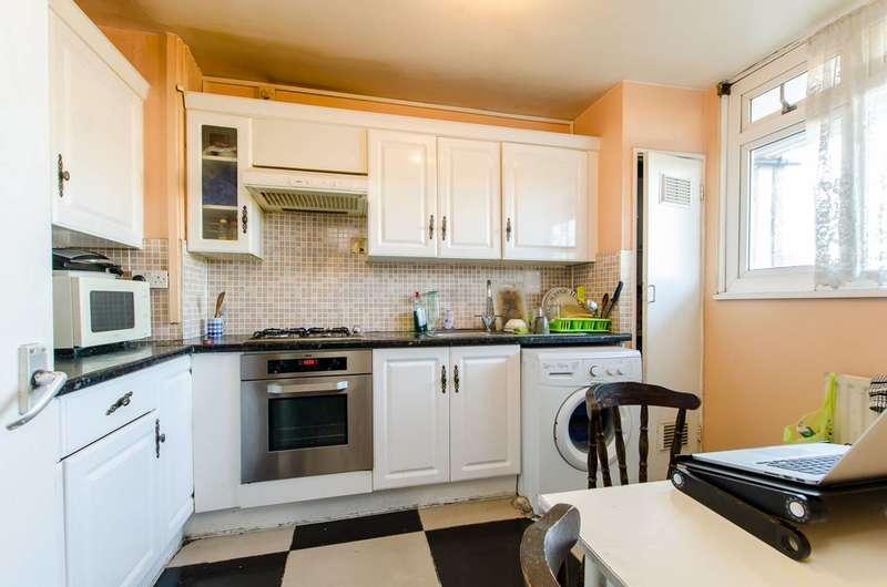 3 Bedrooms Maisonette Flat for sale in Portelet Road, Stepney, E1