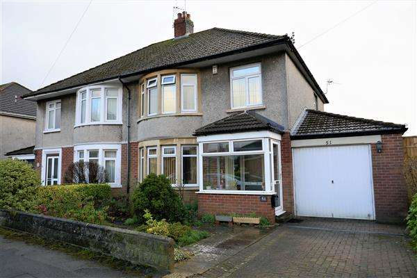 3 Bedrooms House for sale in Waun y Groes Road, Rhiwbina, Cardiff