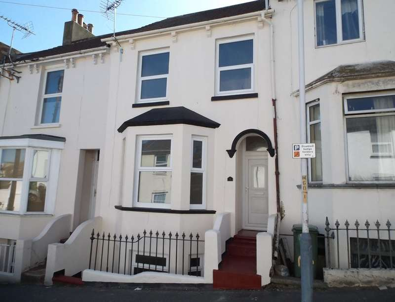 4 Bedrooms Property for sale in Mount Pleasant Road, Folkestone, CT20