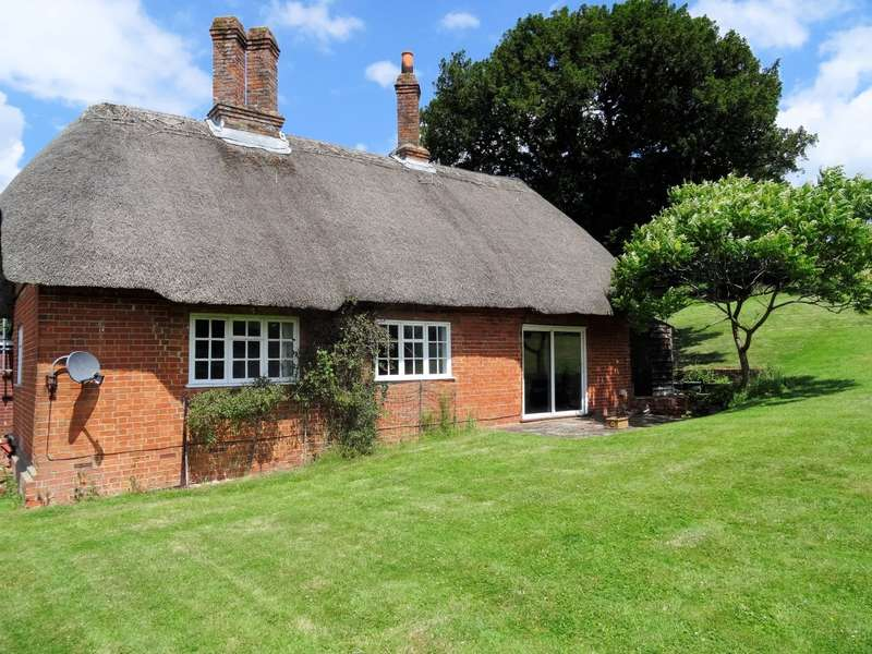 3 Bedrooms Detached Bungalow for sale in Vyne Road, Sherborne Saint John
