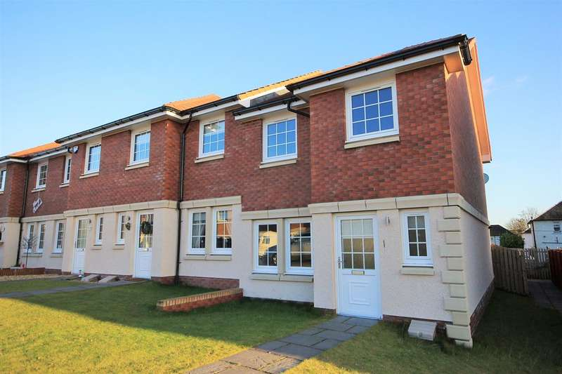 3 Bedrooms Terraced House for sale in Bell Quadrant, Carfin