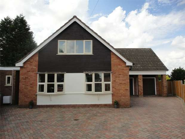 4 Bedrooms Chalet House for sale in Church Lane, Weddington, Nuneaton, Warwickshire