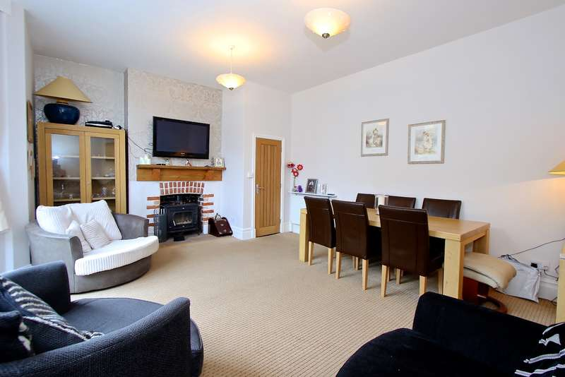 2 Bedrooms Ground Flat for sale in PARK ROAD, SWANAGE