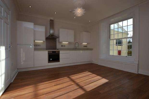 2 Bedrooms Flat for sale in Kingsleigh House, 15-17 Culver Road, Saltash, Cornwall