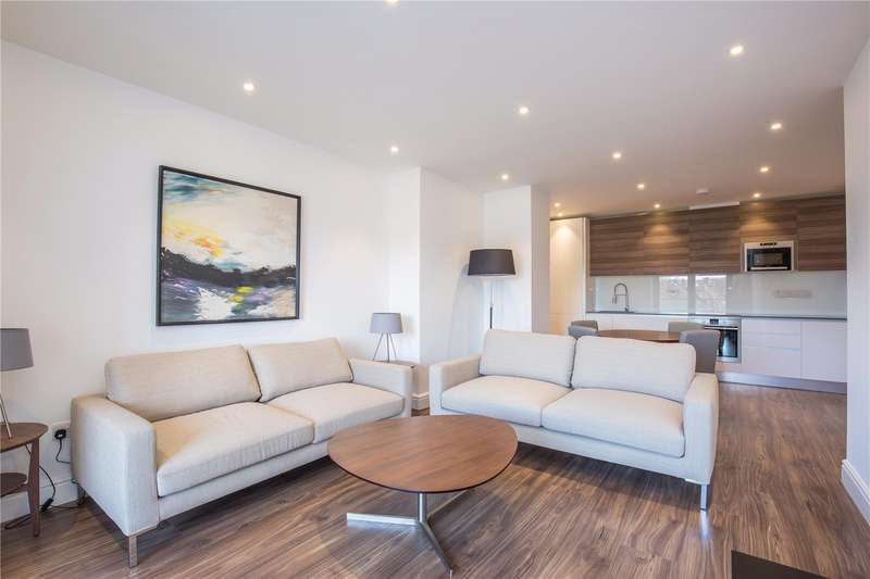 2 Bedrooms Apartment Flat for sale in Charlotte Court, 153 East Barnet Road, Barnet, EN4