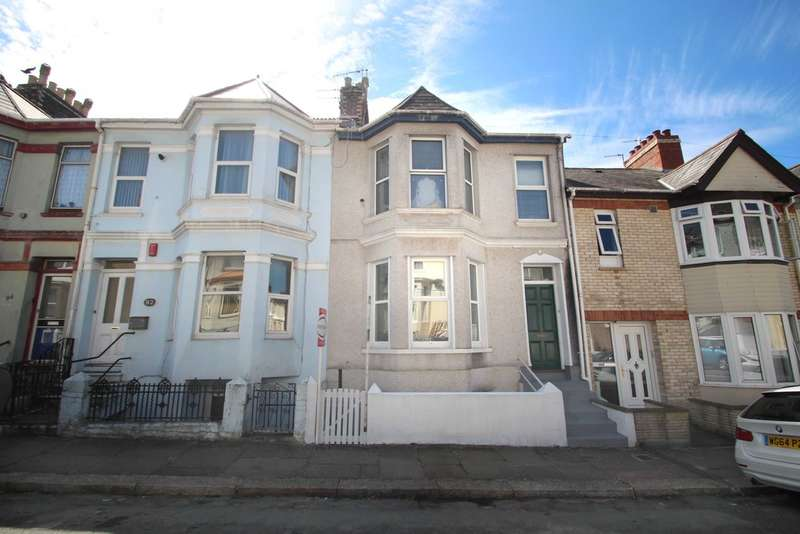 4 Bedrooms Terraced House for sale in St Judes, Plymouth