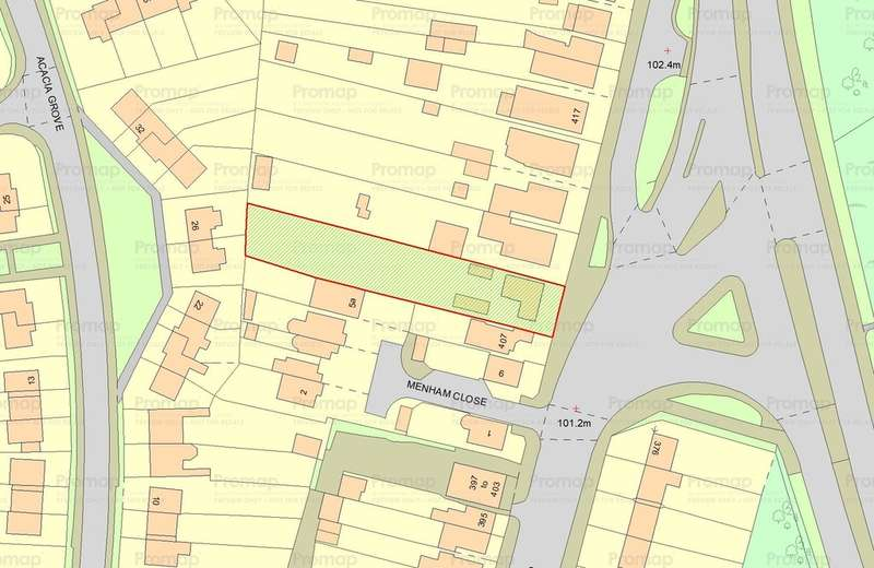 Land Commercial for sale in Cricklade Road, Blunsdon