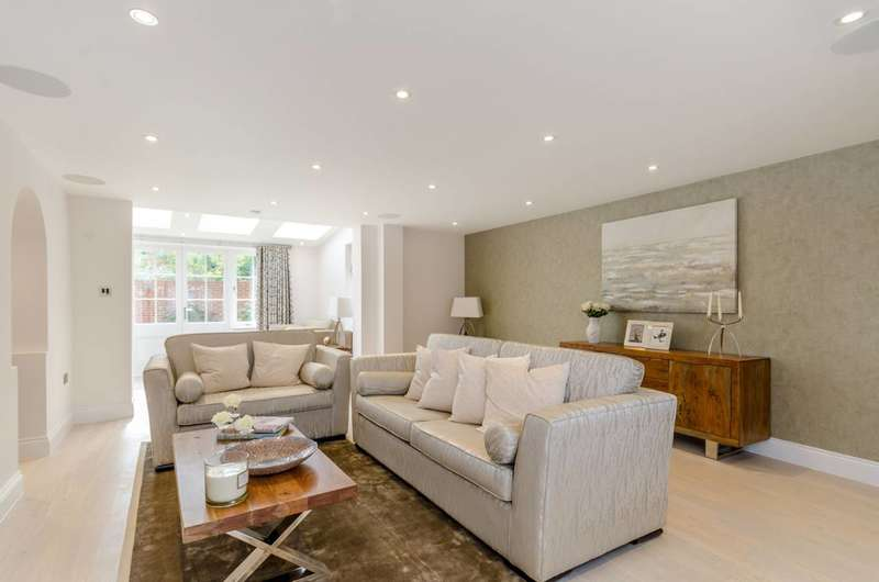 5 Bedrooms House for sale in Kingston Road, Merton, SW19
