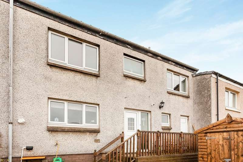 4 Bedrooms Property for sale in Tanera Court, Falkirk, FK1