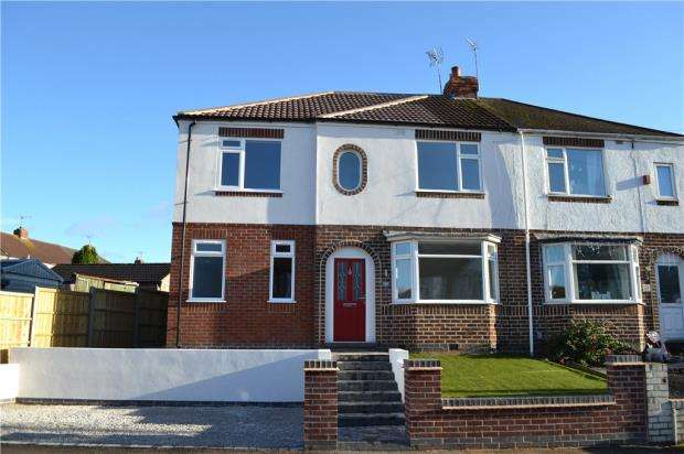 4 Bedrooms Semi Detached House for sale in Herrick Road, Poets Corner, Coventry, West Midlands