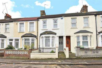 3 Bedrooms Terraced House for sale in Riverdale Road, Erith