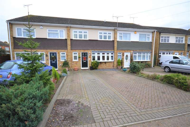 3 Bedrooms Terraced House for sale in Hampshire Gardens, Linford