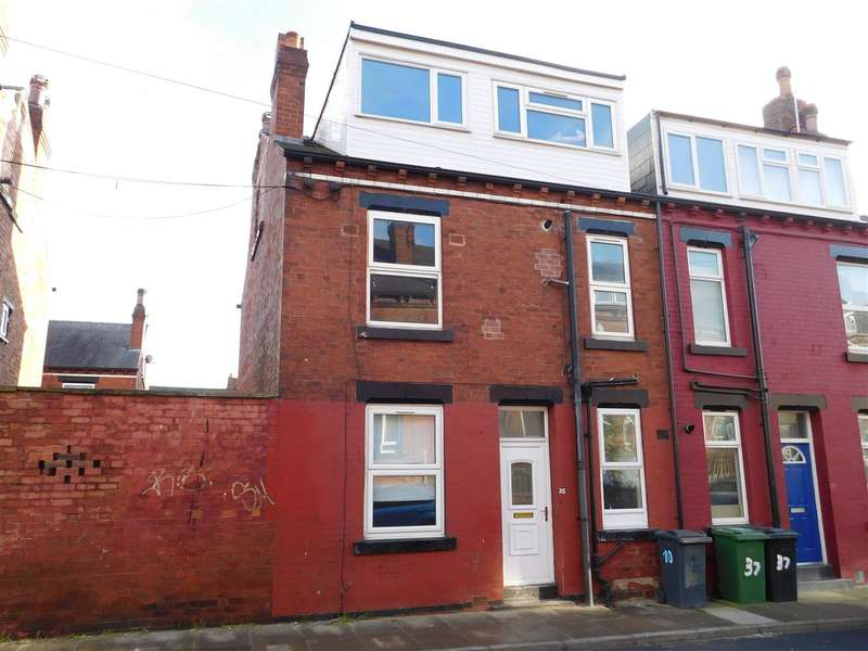 3 Bedrooms End Of Terrace House for sale in Bude Road, Beeston, Leds