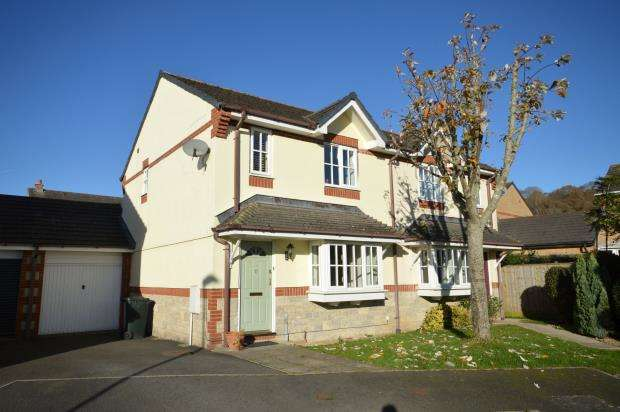 3 Bedrooms Semi Detached House for sale in De Tracey Park, Bovey Tracey, Newton Abbot, Devon