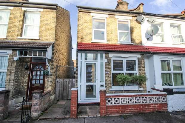 2 Bedrooms Terraced House for sale in Dominion Road, Croydon, Surrey