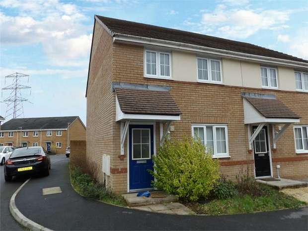 3 Bedrooms Semi Detached House for sale in Bryn Uchaf, Bryn, Llanelli, Carmarthenshire