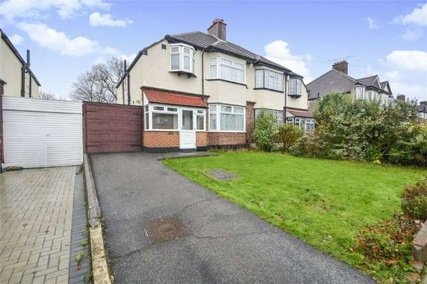 3 Bedrooms Semi Detached House for sale in Woodyates Road, London