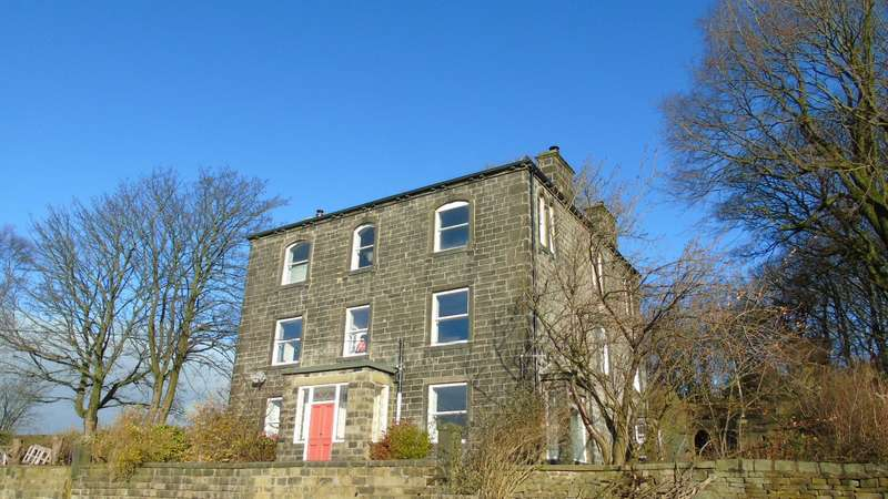 6 Bedrooms Detached House for sale in Ibbotroyd House, Walker Lane, Hebden Bridge, HX7