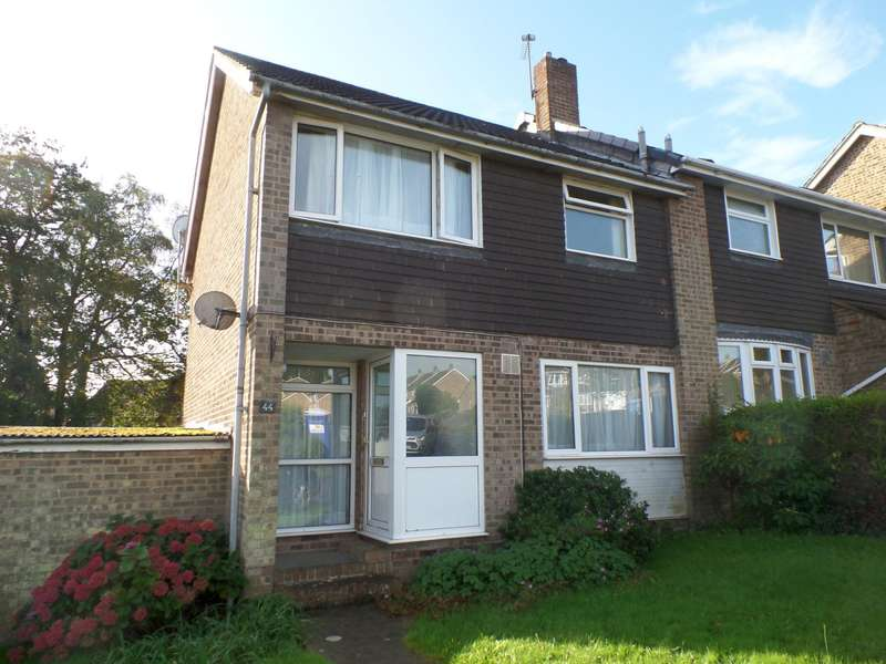 3 Bedrooms Semi Detached House for rent in Reeves Way, Southampton