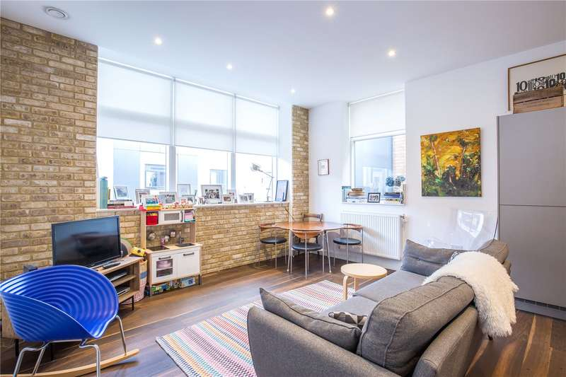 2 Bedrooms Apartment Flat for sale in Charles Street, London, N19